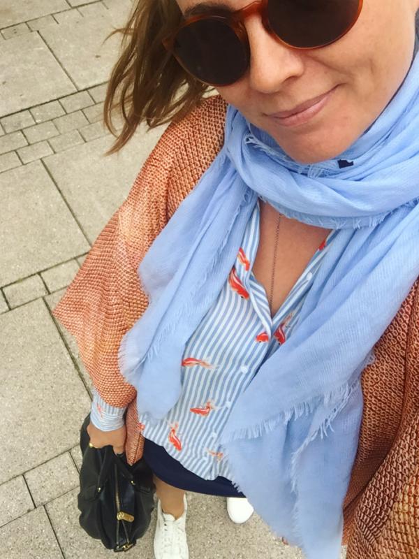 Dagens outfit 21. august … om personlige sæsonfarver
