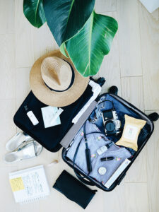 Rejsecapsule … what to bring and how to wear