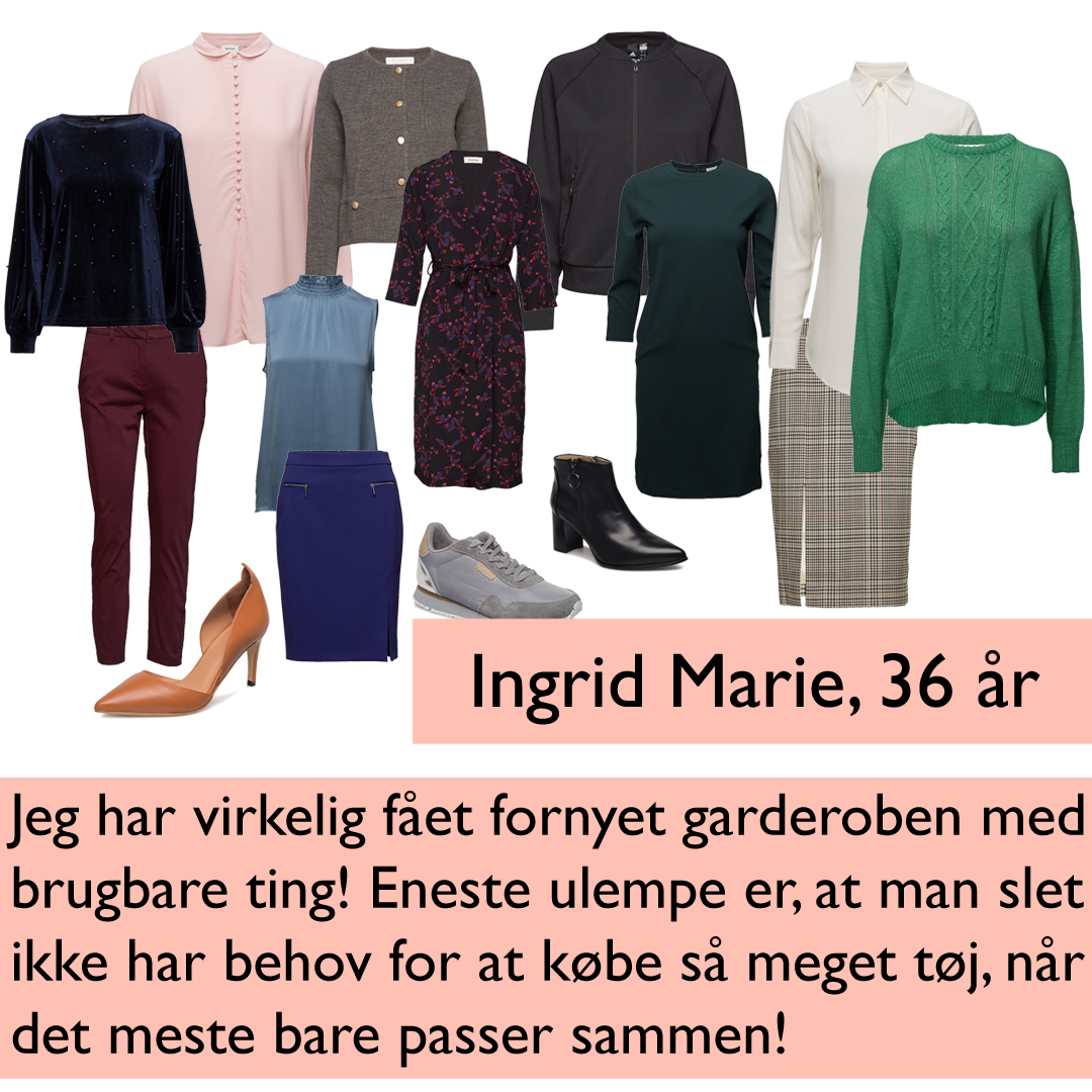 Lær at vælge (nye) farver, der klæder dig …
