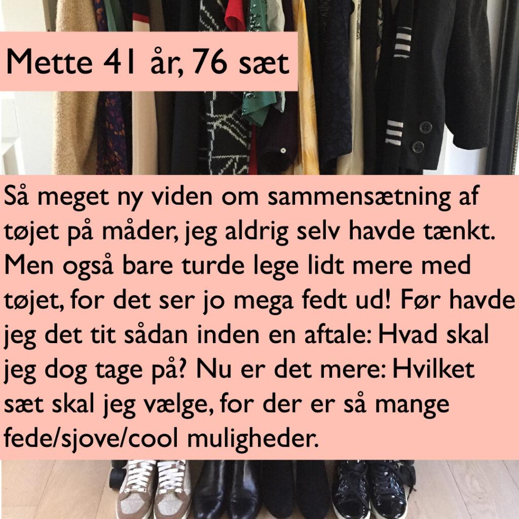 5d62daf6015 Kunderne taler ud: 2 ting, jeg har lært af Garderobetjek