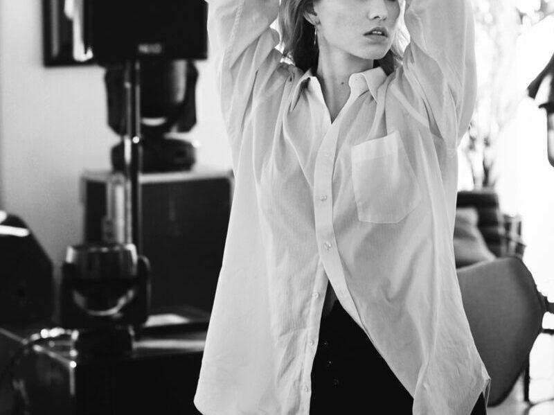 4 måder at bruge 1 hvid skjorte