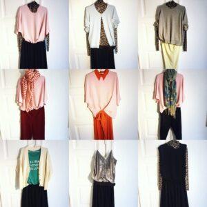 3 fab tøjinvesteringer og de første 15 nye outfits!