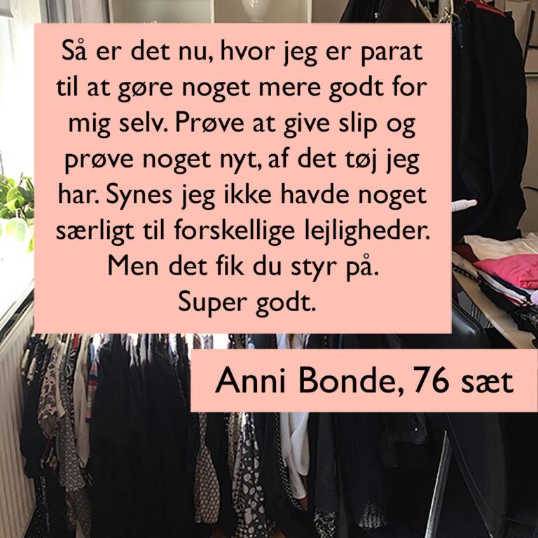 Anni Bonde