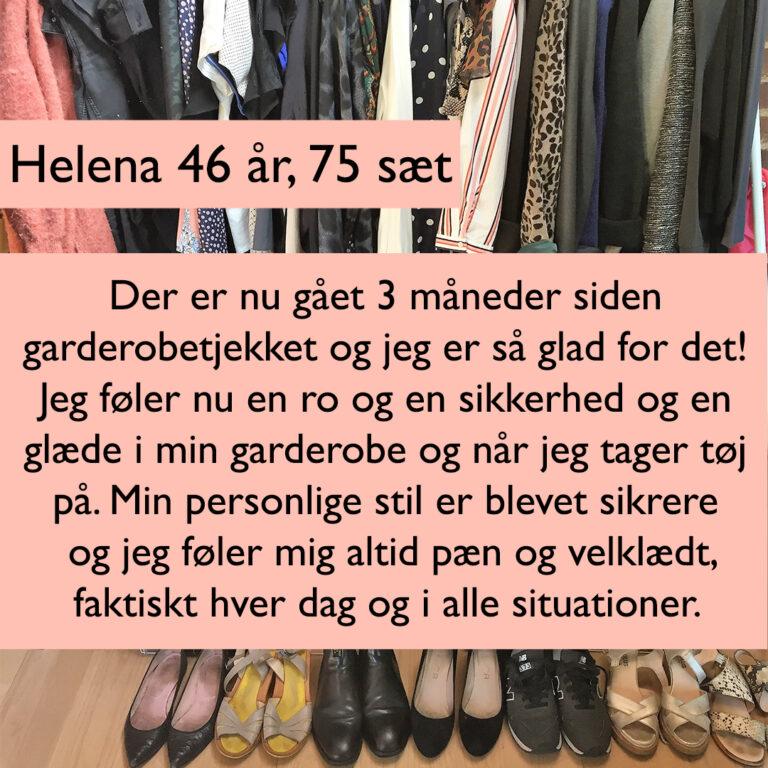 Helena 46 år, 75 sæt